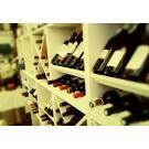 Casiers  à vin en bois, le beau système de stockage flexible pour restaurant. Belle présentation de votre vin.