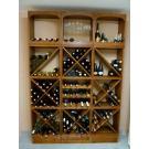 Casiers à vin en bois, le stockage adéquat pour vos bouteilles de vin!