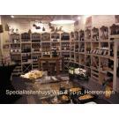 Casiers à vin en bois Kabinett, le beau système de stockage flexible pour votre boutique. Très attrayant!