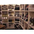 Avec des casiers à bouteilles Kabinett vous crée une belle ambiance.