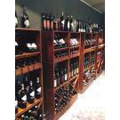 Beau boutiqe La Bottega del Vino in Zonhoven en Belgique.