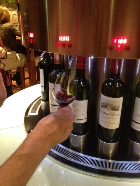 Aux Quatre Coins de Vin