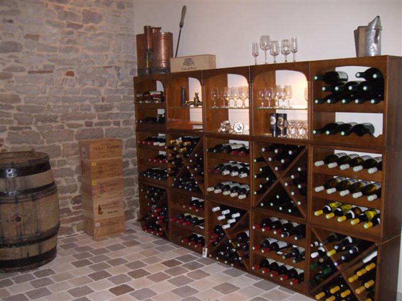Casiers à vin pour votre maison